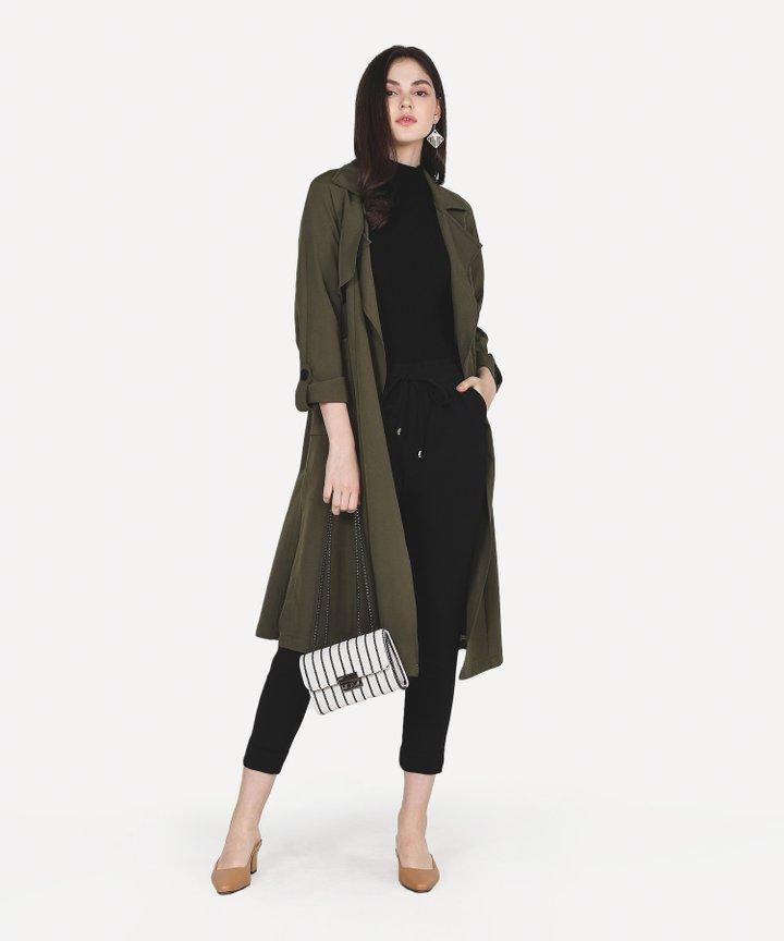 Canopy Striped Bag - Striped