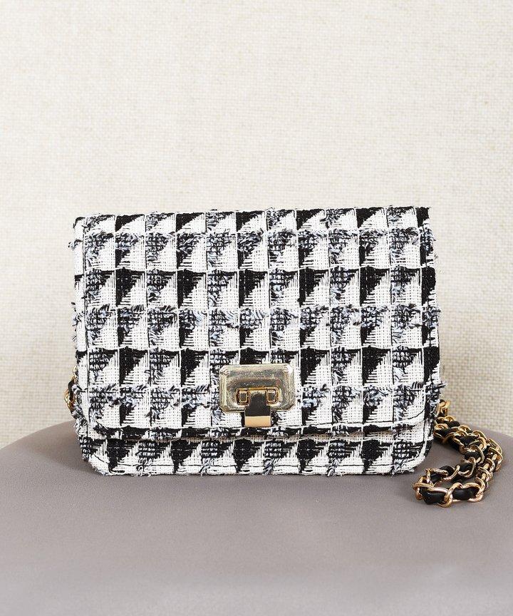 Fallon Tweed Bag