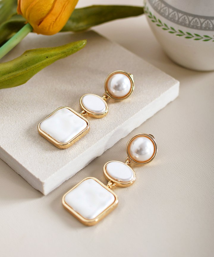Bondi Tiered Earrings