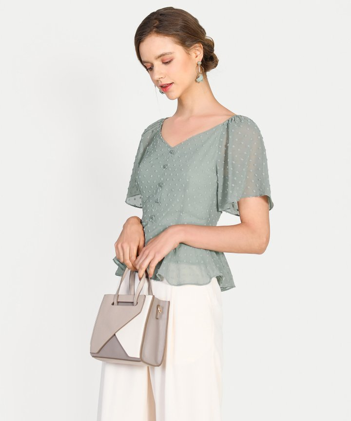 Caspian Colourblock Bag