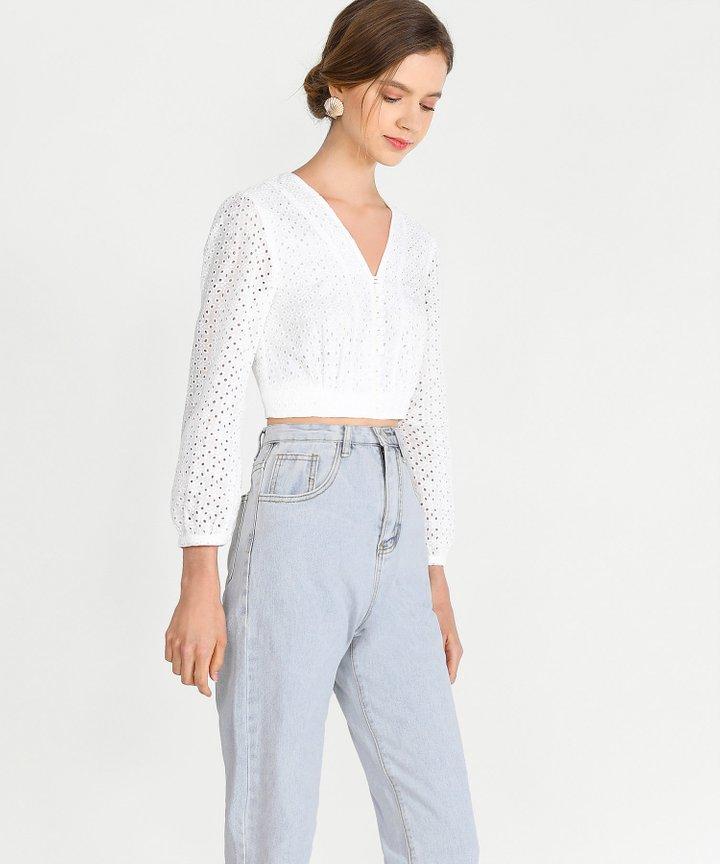 Marlow High-Waist Jeans (Pre-Order)