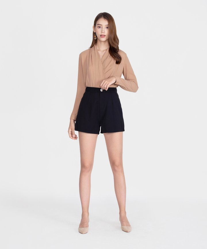 Joie Classic Shorts - Black