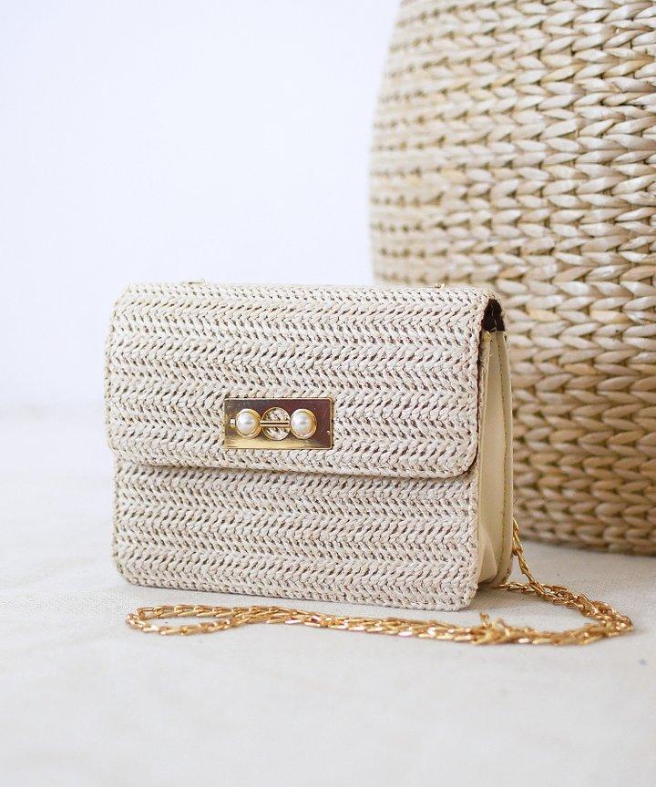 Rory Woven Bag