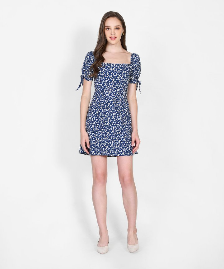 Bettina Floral Dress