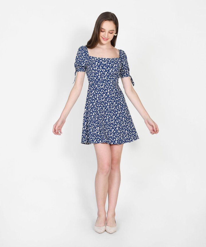 Bettina Floral Dress (Restock)