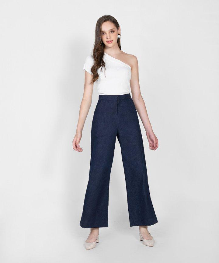 Chalamet Wide Leg Jeans