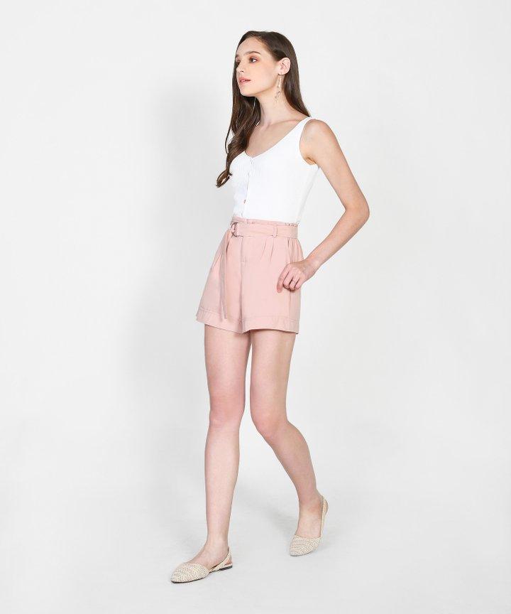 Iro Knit Camisole - White