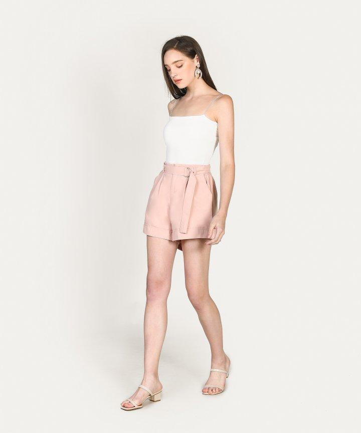 Jillian Knit Camisole - White