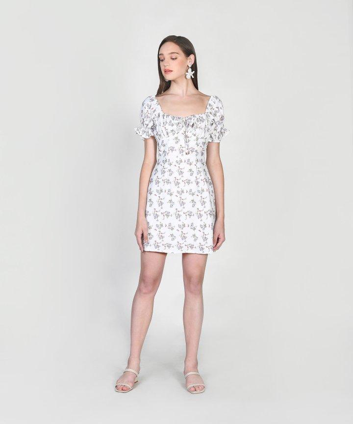 Sable Floral Dress (Restock)
