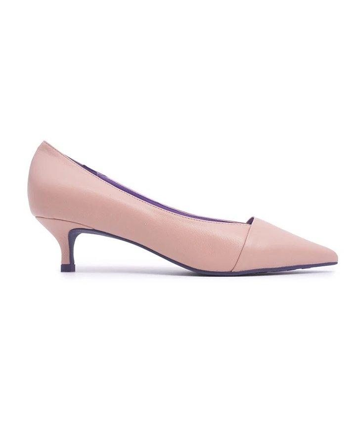 Chic Kitten heels - Pink