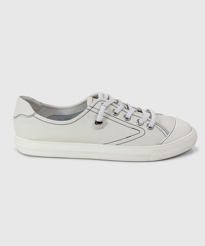 Denise Sneakers - Ivory