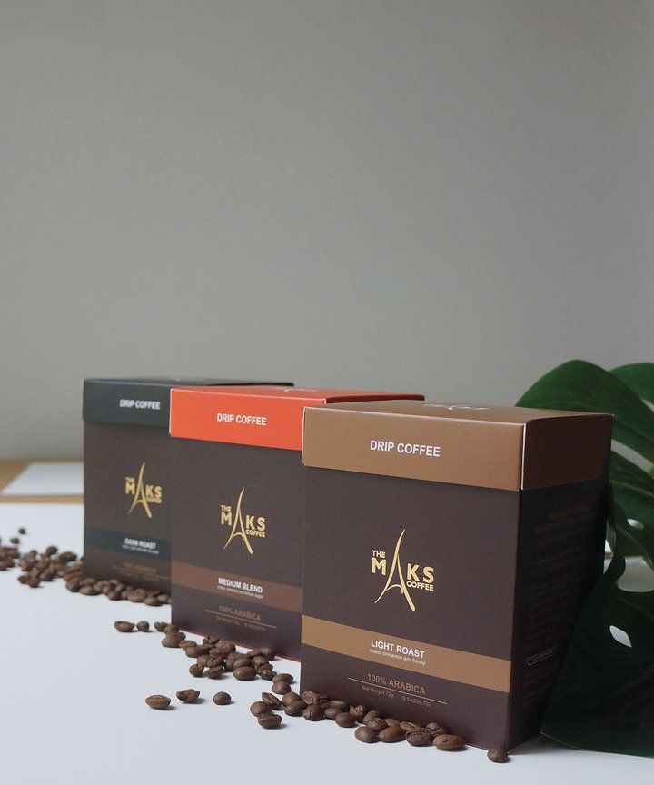 Drip Coffee Trio Set
