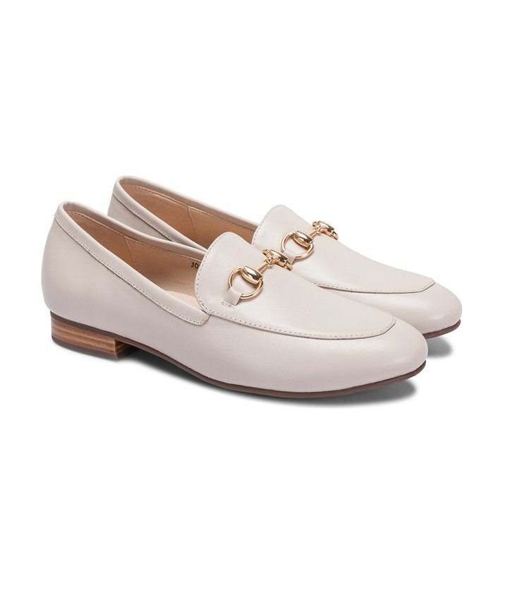 Margaret Loafers - Almond