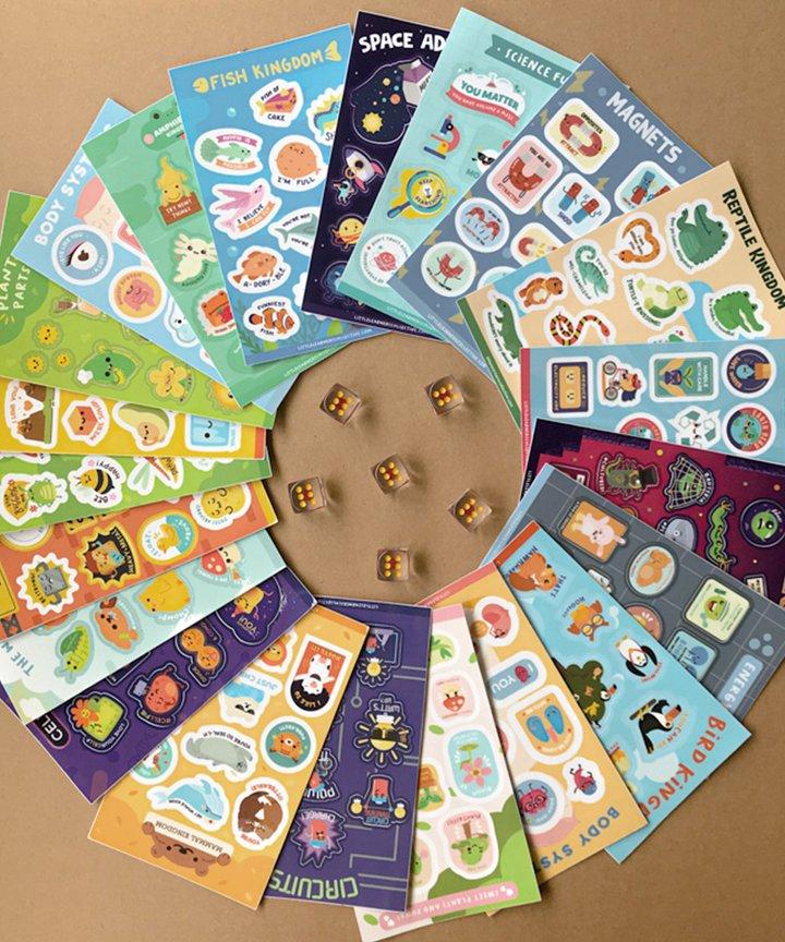 Stickers Bundle