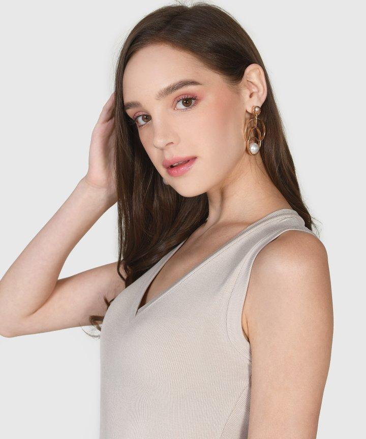 Hennessy Pearl Earrings