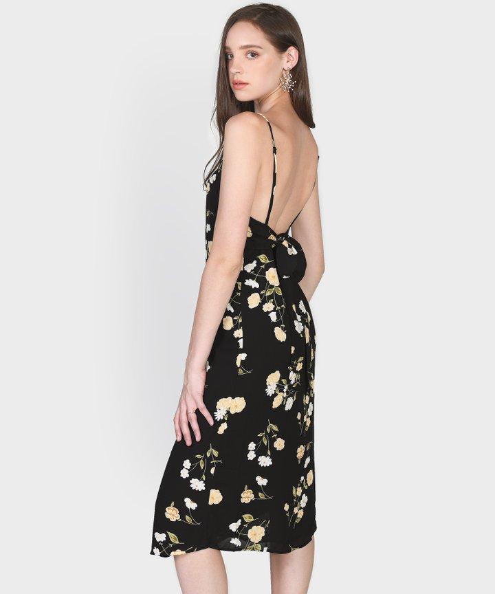 Daylight Floral Slip Midi Dress (Restock)