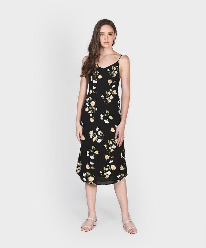 Daylight Floral Slip Midi - Size S, M (Backorder)