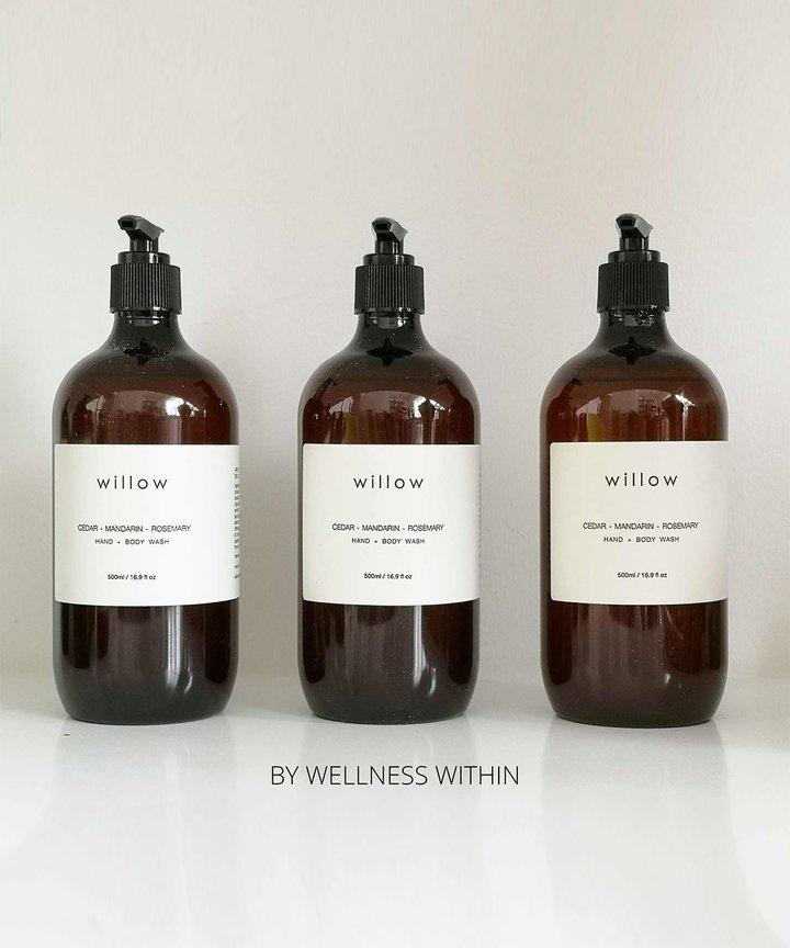 Organic Castile Hand & Body Wash