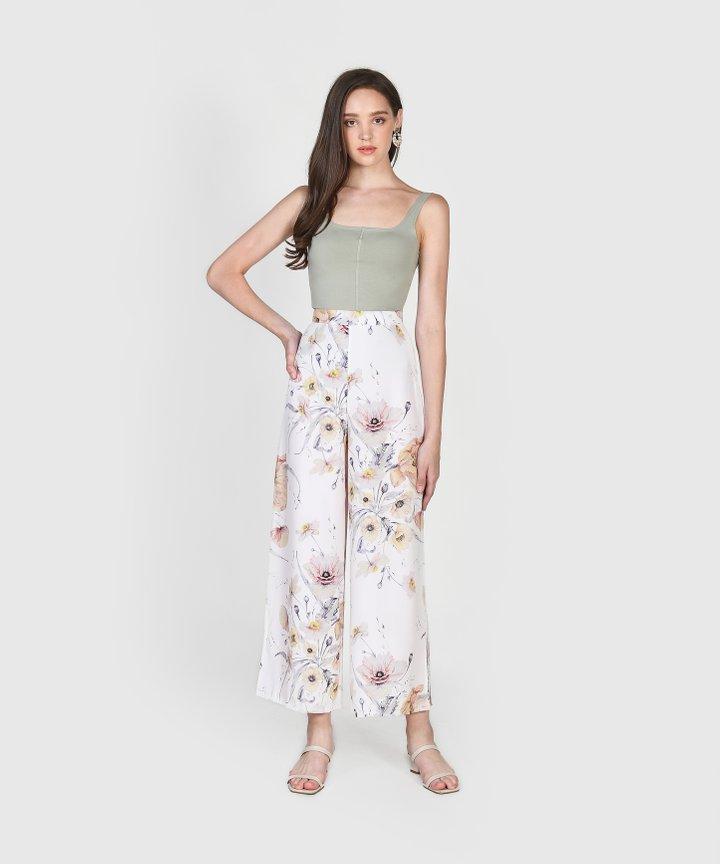 Teigen Floral Pants