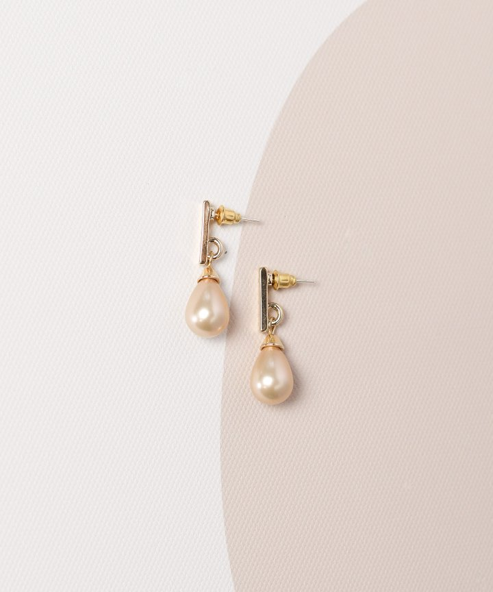 Ballon Pearl Earrings