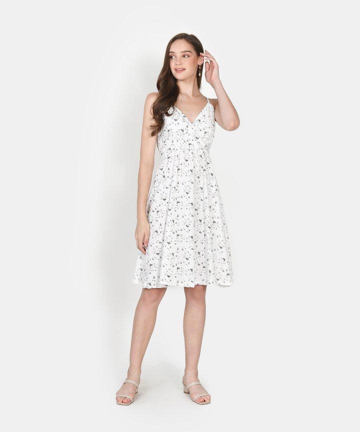 Hanneli Floral Dress