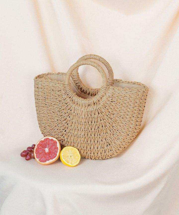 Lima Woven Bag - Small