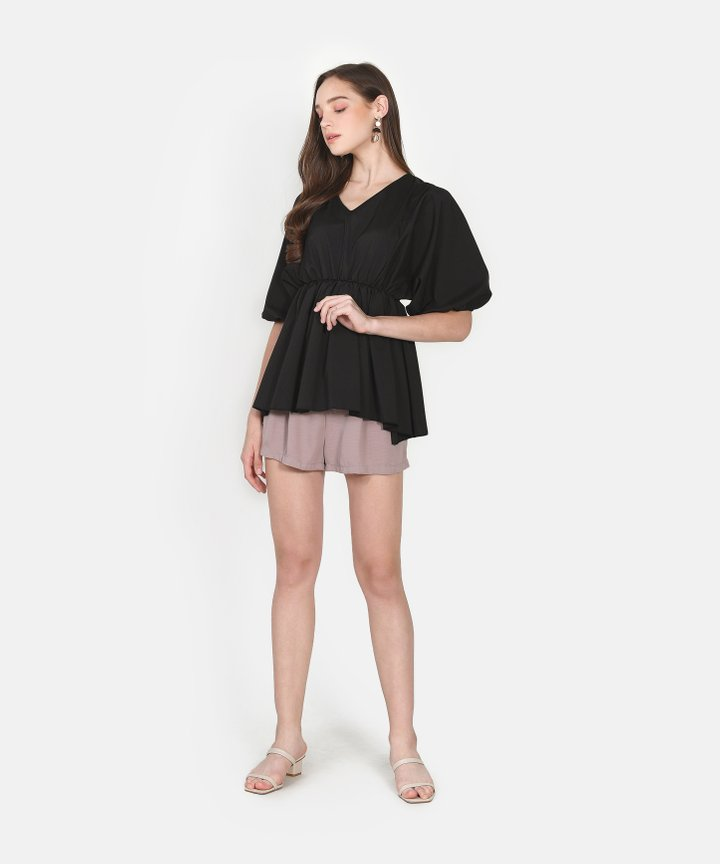 Montclair Tunic - Black