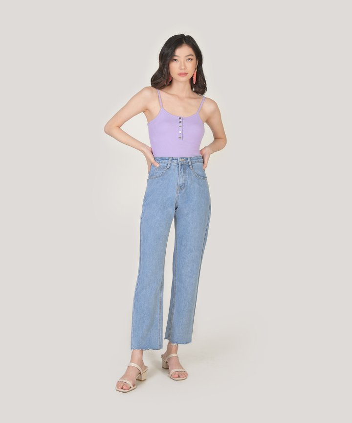 Tria Cropped Jeans