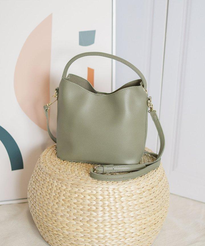 Pistachio Bag - Green