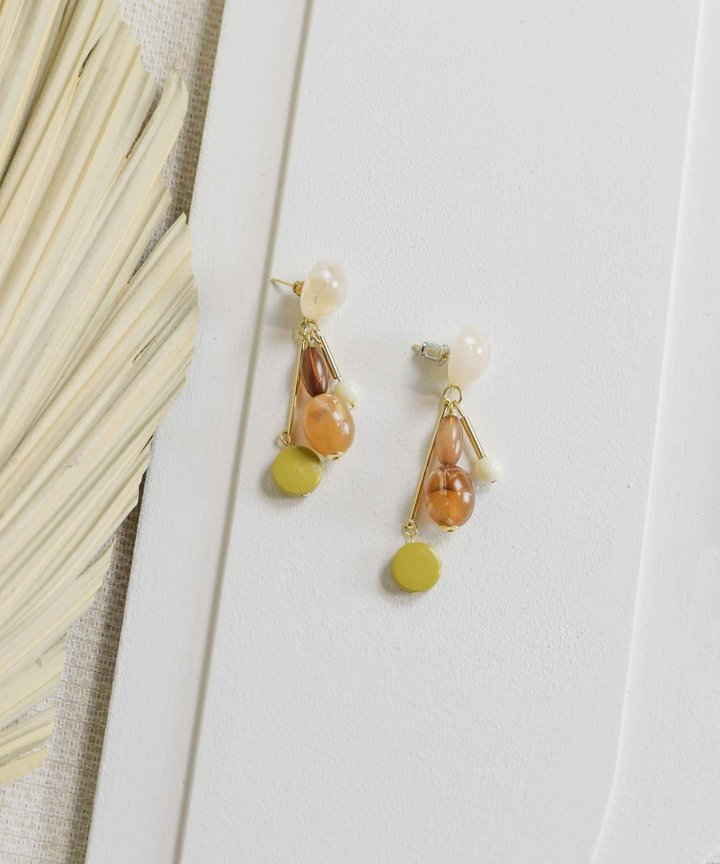 Chisholm Drop Earrings