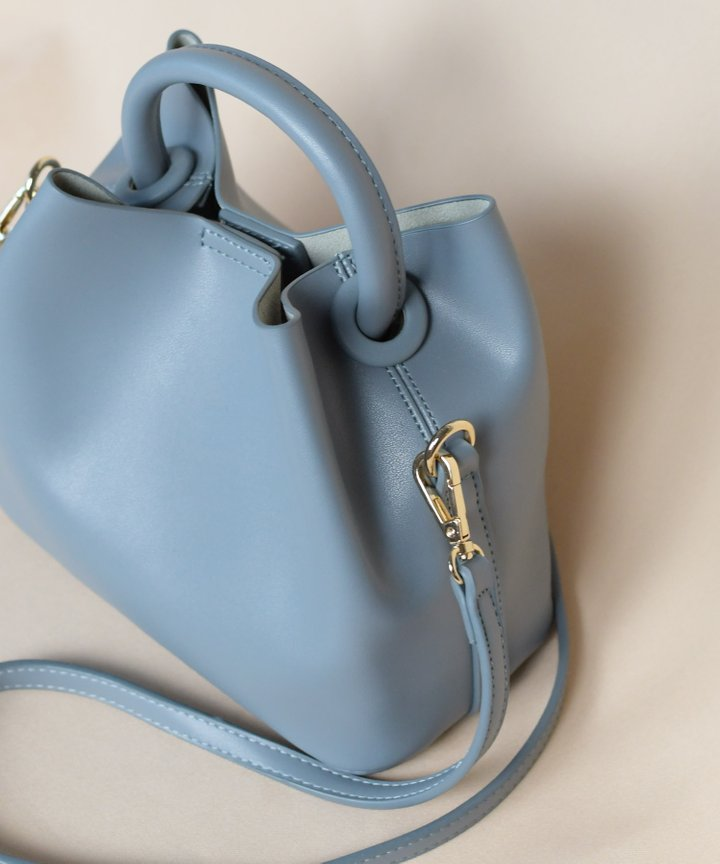 Dewdrops Bag - Dust Teal
