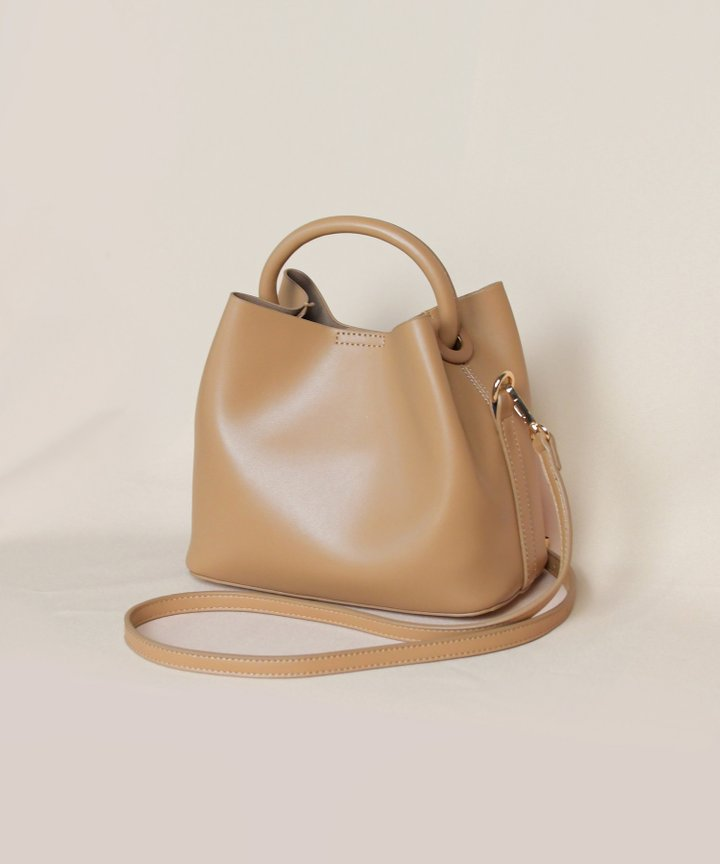 Dewdrops Bag - Tan