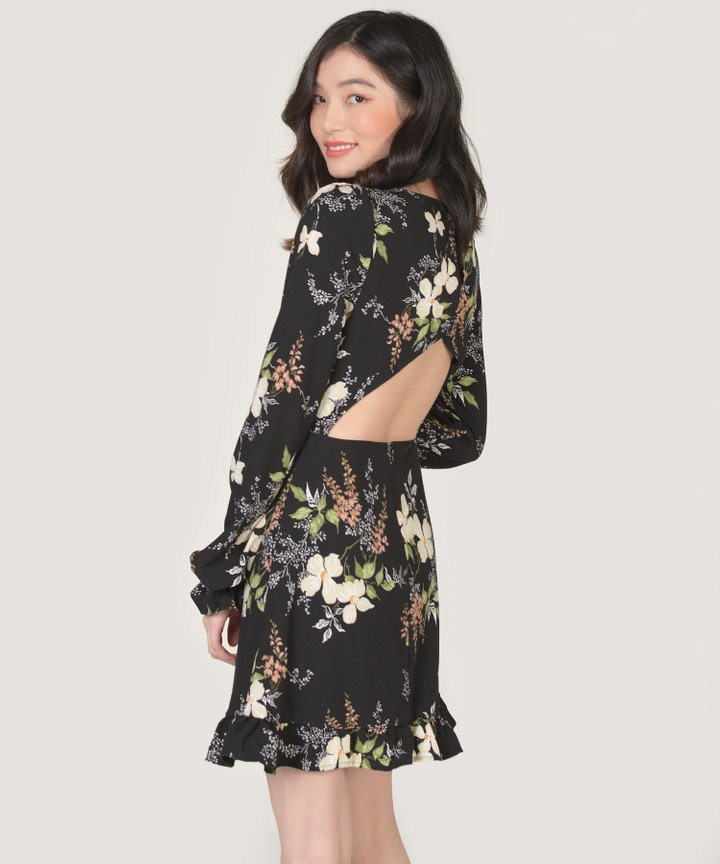 Everly Floral Dress