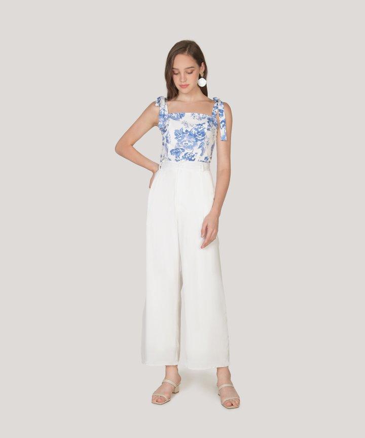 Jina Floral Top - Size S (Backorder)