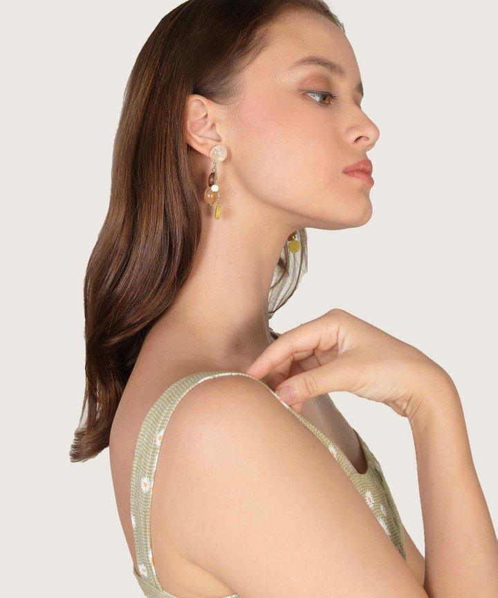 Chisholm Drop Earrings