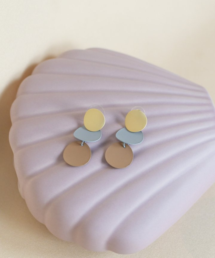 Talisa Colourblock Earrings