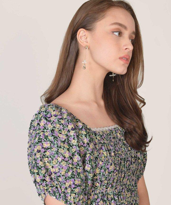 Manon Drop Earrings