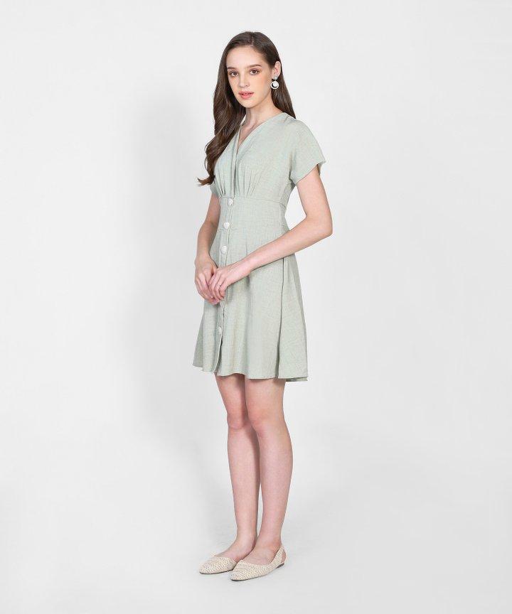 Jourdan Button Down Dress