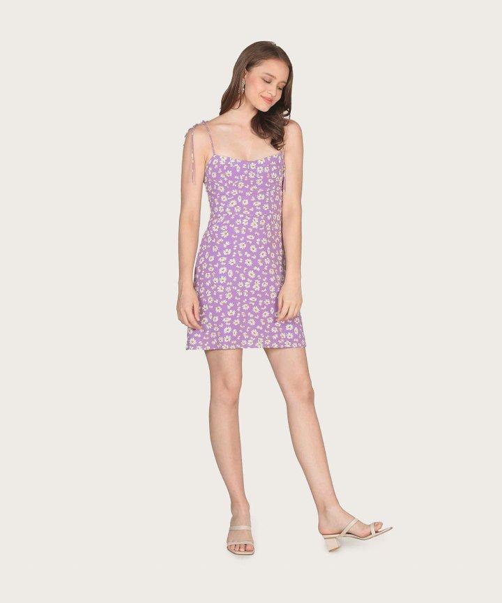 Mila Daisy Mini Dress