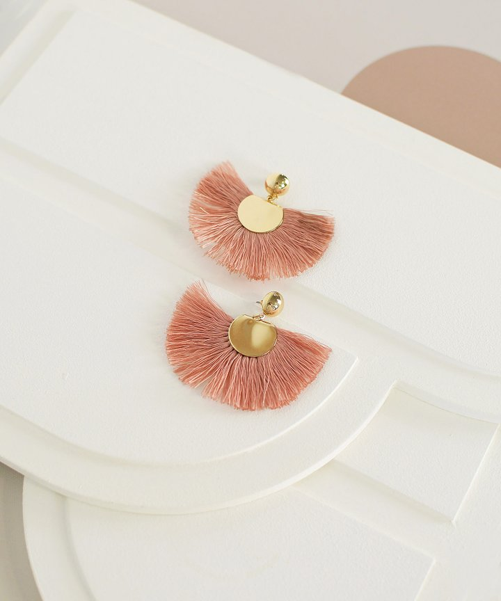 Senses Tassel Earrings