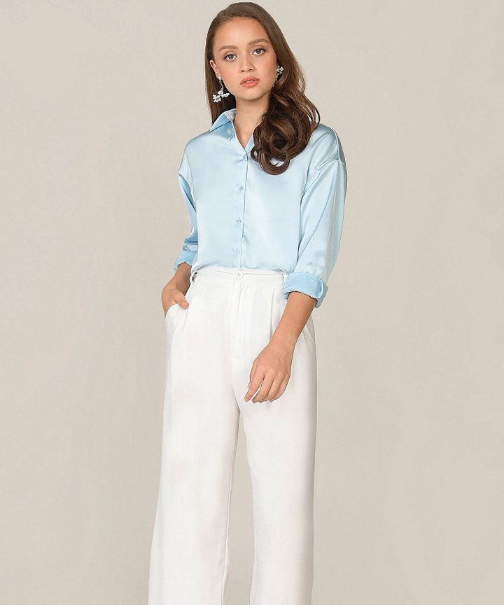 Alice Springs Satin Shirt