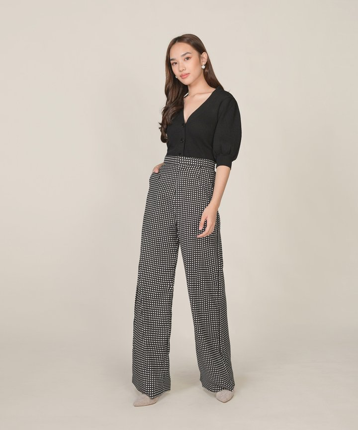 Palladium Gingham Pants