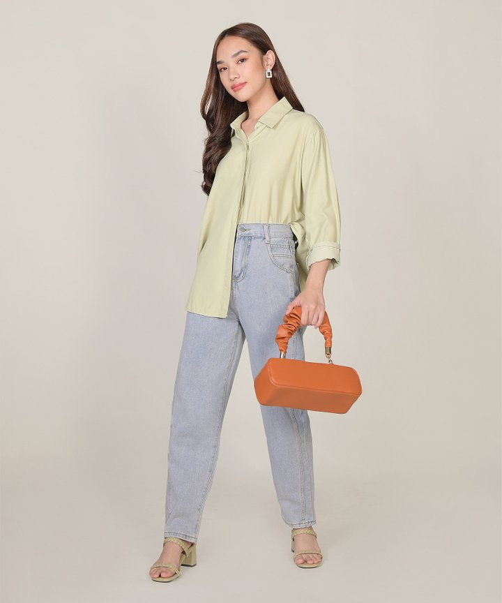 Bobbi Shirt - Avocado