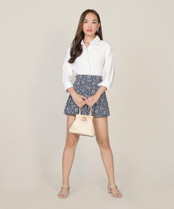 Bobbi Shirt - White