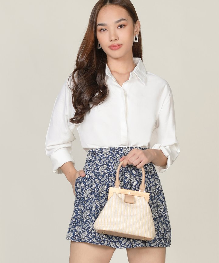 Bobbi Shirt - White