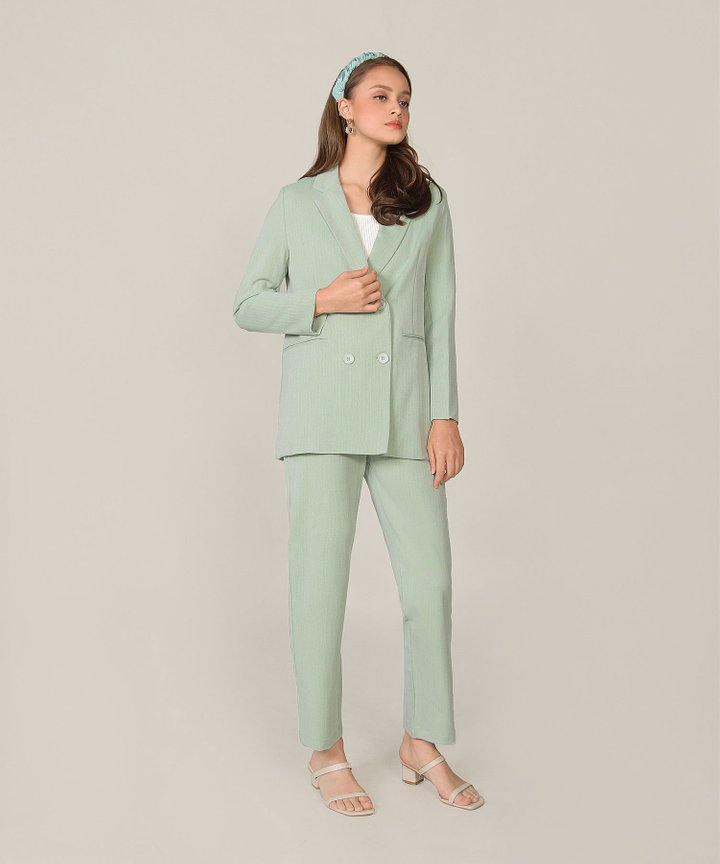 Elin Pants - Ambrosia Green