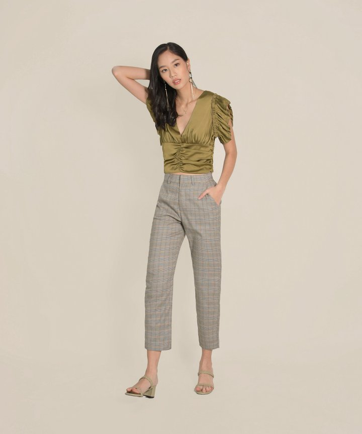 Berkshire Plaid Pants