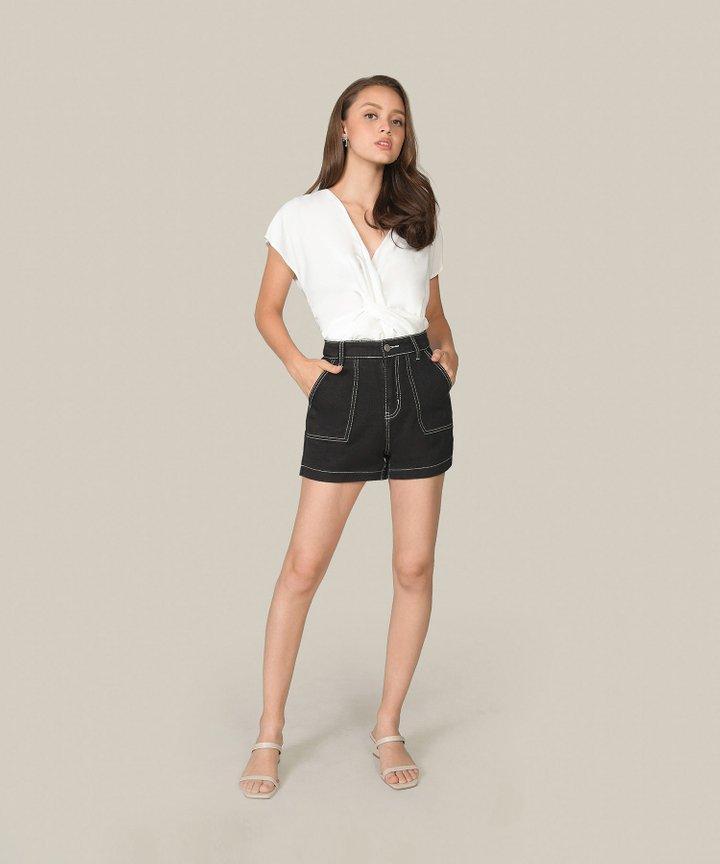 Caspian Denim Shorts