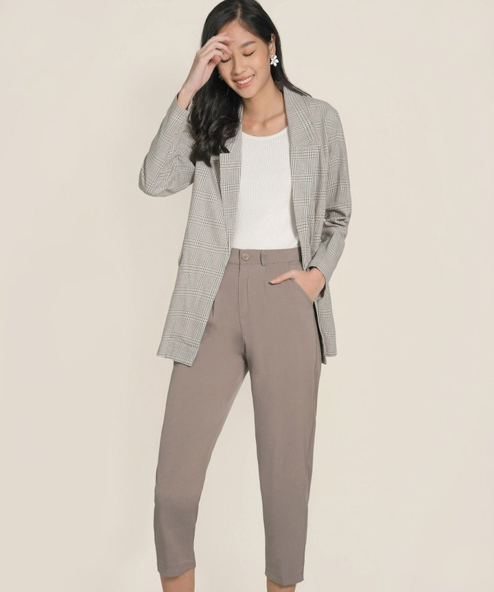 Heritage Cropped Pants