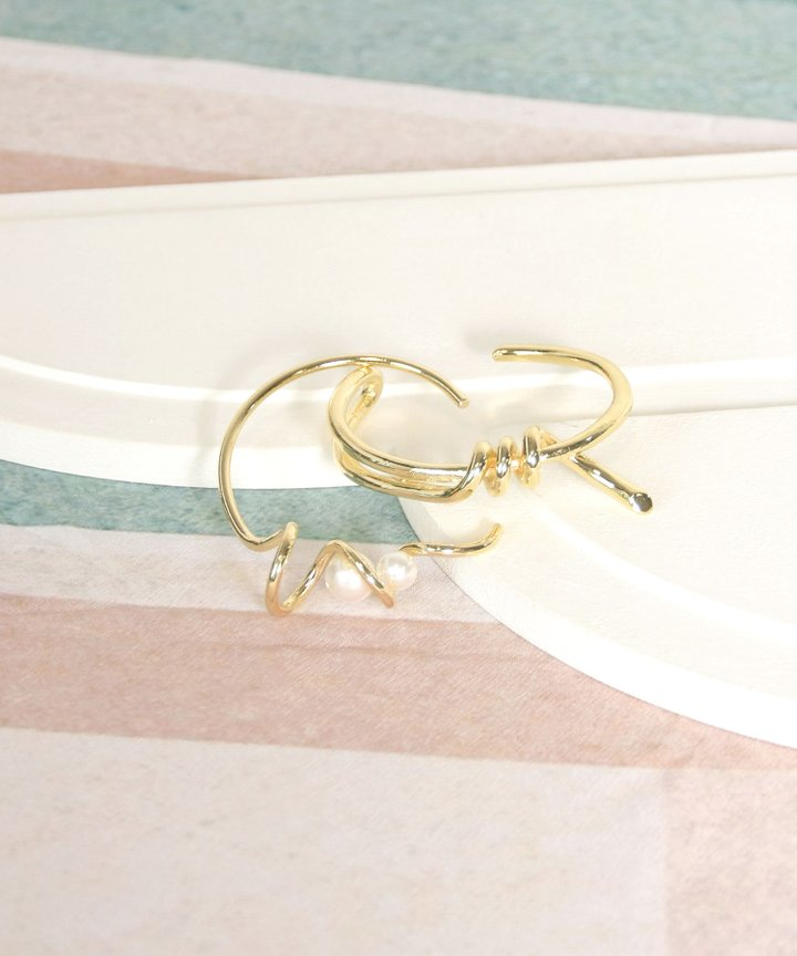 Heritage Pearl Bangle (Restock)